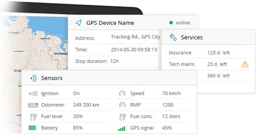 Scheduled maintenance, remote diagnostics, and incident details – powerful features for better decision making