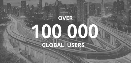 over 100k users