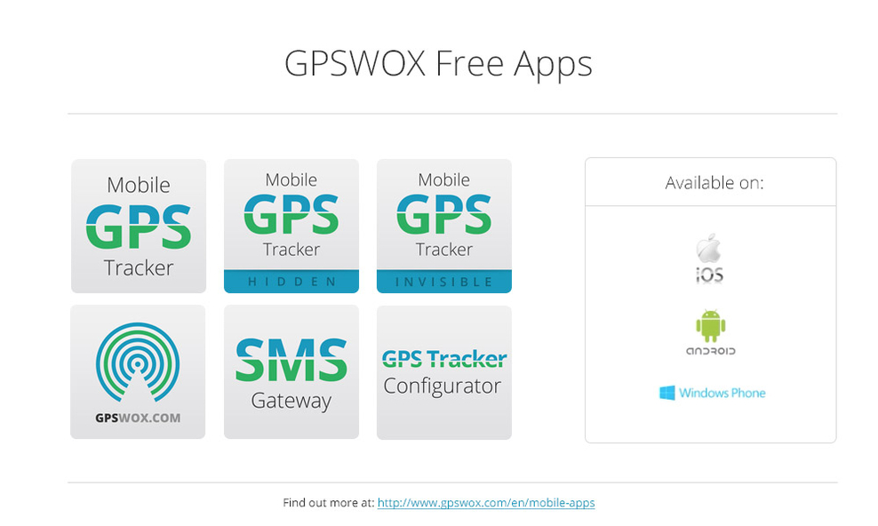 GPS vehicle tracking system: for car, business, try it for free