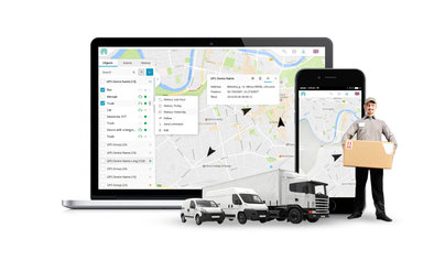 GPS Fleet Tracking and Management Software