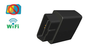 Vehicle GPS Tracker  Ulbotech T356 WiFi (OBDII)