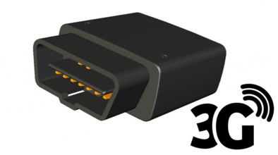 3G Vehicle GPS Tracker Ulbotech T371 (OBDII)