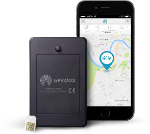GPSWOX 3G Magnetic Tracker (All-in-one Package)