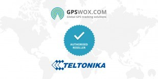 GPSWOX becomes an official Teltonika trackers reseller